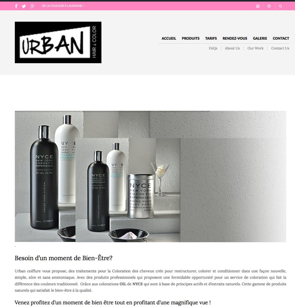 urban hair color site